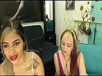 Camila Passion & Briana L Private Webcam Show