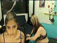 Camila Passion & Briana L Private Webcam Show