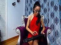 Charmelle Lou Private Webcam Show - Part 2