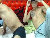 Pedro Scotl & Jake Choen Private Webcam Show