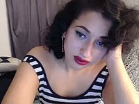 Big Girl Just Talking on Cam and Crying