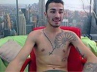 Dante Otis Private Webcam Show