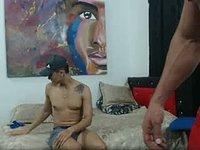 Maick Tom & Marlon Cut Private Webcam Show