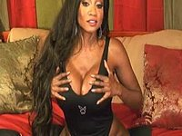 Diamond Jackson Private Webcam Show