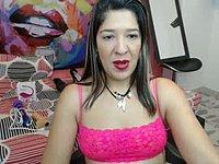 Dahiana Flower Private Webcam Show