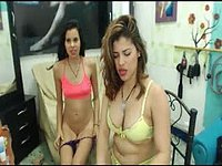 Shantal Passion & Soffia Love Private Webcam Show