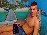 Benjamin Great Feature Webcam Show