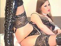 Mistress Natasha Private Webcam Show