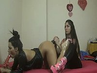 Nici & Kittie K Private Webcam Show