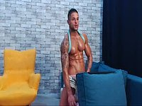 Jason Crush Very Hot Cum Webcam Show