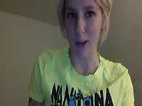 Ashleigh Kane Private Webcam Show