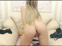 Lexi Blond Type with User then Strips