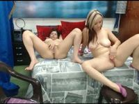 Briana L & Shantal Passion Private Webcam Show