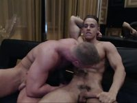 Anatoly and Alessio Duo Webcam Show