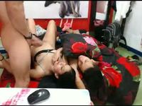 Karon Love & Alvaro Mazo & Andrei S Private Webcam Show