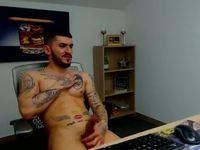 Tony Calvin Private Webcam Show