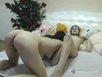 Najii & Valentina Private Webcam Show