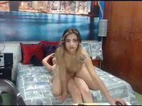 Dahina Love & Camila Passion Private Webcam Show - Part 2