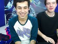 David & Austin Private Webcam Show