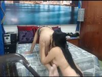 Dahina Love & Camila Passion Private Webcam Show