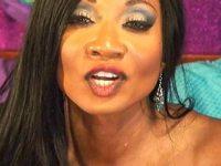 Diamond Jackson Private Webcam Show