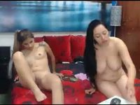 Dahina Love & Camila Passion Private Webcam Show - Part 3