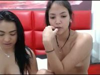 Sharon Baby & Ambar Exotic Private Webcam Show