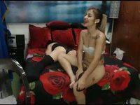 Dahina Love & Camila Passion Private Webcam Show