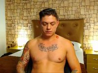 Maximiliano James Private Webcam Show