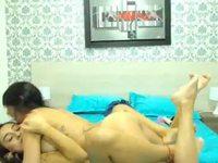 Kathy & Jade Private Webcam Show