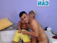 Brent & Zack Private Webcam Show