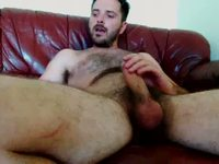 Mariano Hairy Private Webcam Show