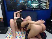 Marilyn L & Sally Skye Private Webcam Show