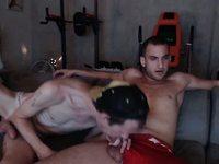 Kenny Quinn Private Webcam Show - Part 4
