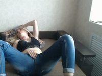 Karamelka Blonde Private Webcam Show