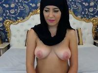 Yasmina's Pussy is Wet!