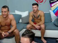 Stefano & The Boys Private Webcam Show