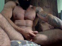 Big Kane Private Webcam Show