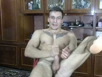 Viktor Gagarin Private Webcam Show