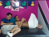 Jairo Genes & Janio Fer & Jeff Ven Private Webcam Show