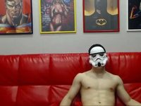 Daren Jaes Private Webcam Show