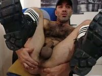 Hairy Matt Private Webcam Show