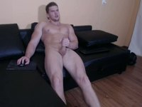Maximuss Muscle Private Webcam Show