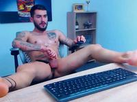 Tony Calvin Private Webcam Show