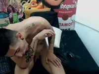 Xavier Diaz Private Webcam Show