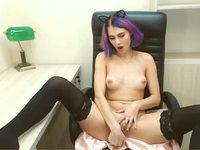 Anika Johnson Private Webcam Show
