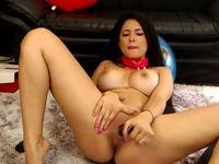 Valeria Savalos Private Webcam Show