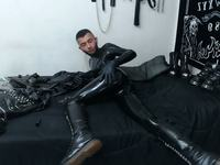 Leather Alek Private Webcam Show