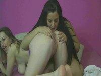 Nici & Kittie K Private Webcam Show