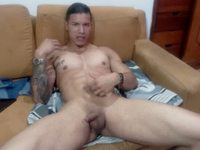 Jeremy Muscle Private Webcam Show